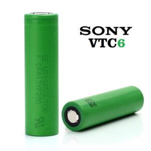 Sony/Murata VTC6 18650