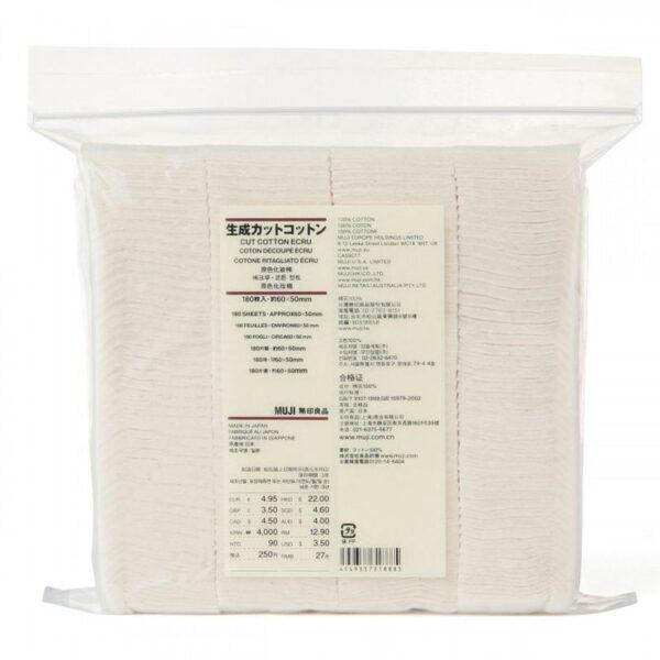 Хлопок Muji Organic Cotton