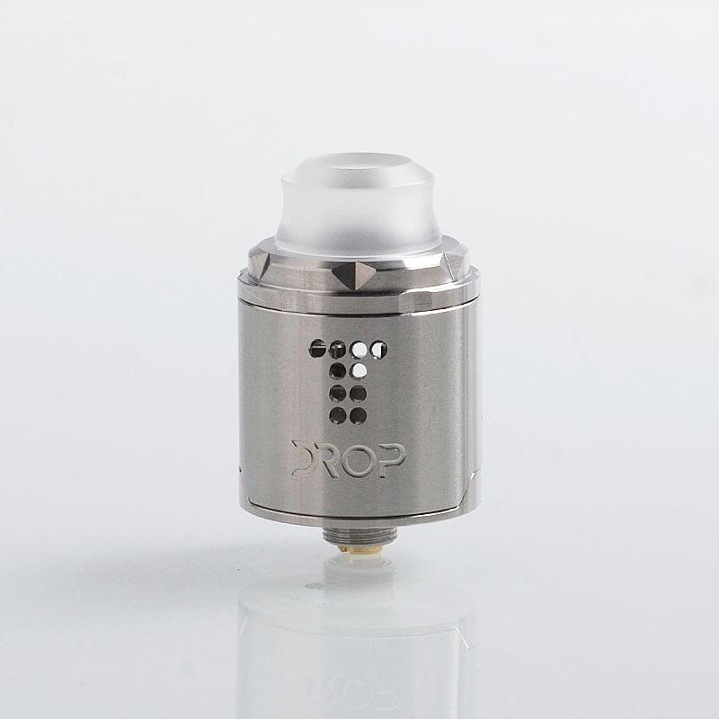 Digiflavor Drop Solo RDA Silver