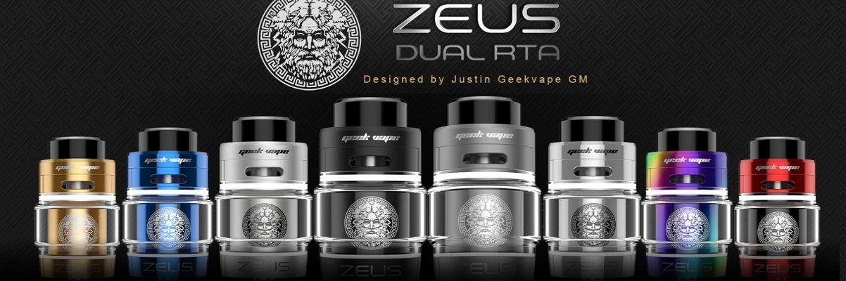 GeekVape Zeus Dual