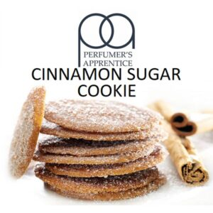 TPA - Cinnamon Sugar Cookie (Печенье с корицей)
