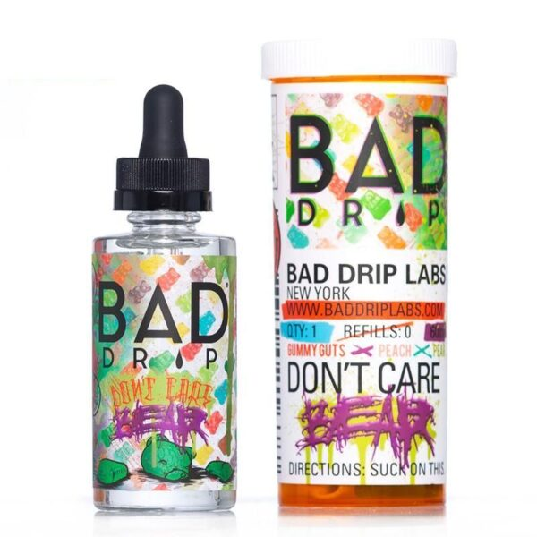 Bad Drip - Don't Care Bear