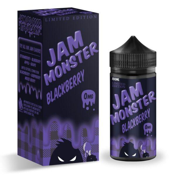 Jam Monster - Blackberry