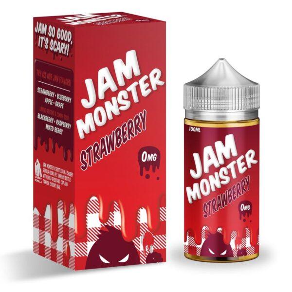 Jam Monster - Strawberry