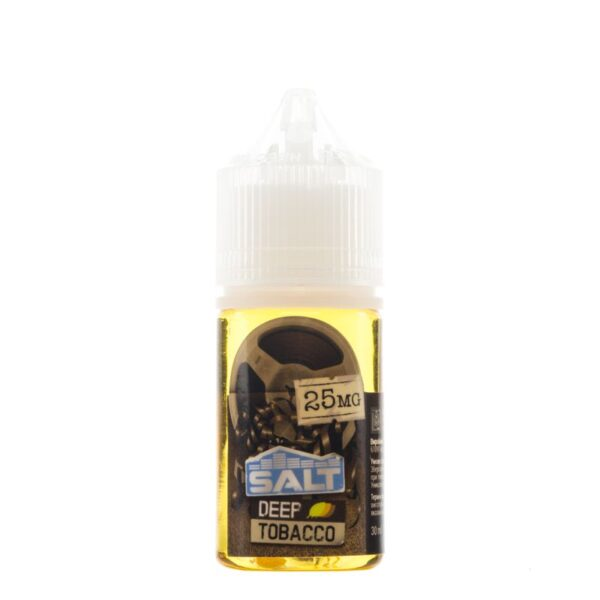 White Noise Salt - Deep Tobacco