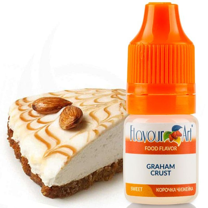 FlavourArt - Graham Crust (Корочка чизкейка)