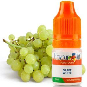 Ароматизатор FlavourArt - Grape White (Белый виноград)