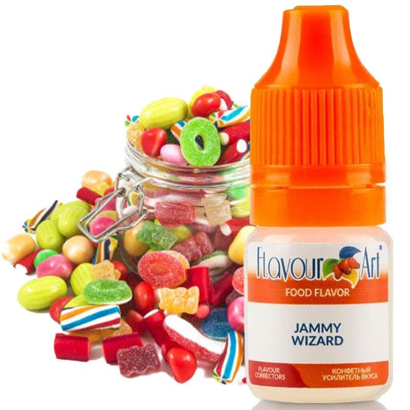 FlavourArt - Jammy Wizard