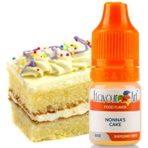 FlavourArt - Nonna's Cake (Бабушкин пирог)