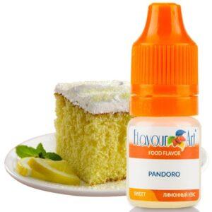 FlavourArt - Pandoro (Лимонный кекс)