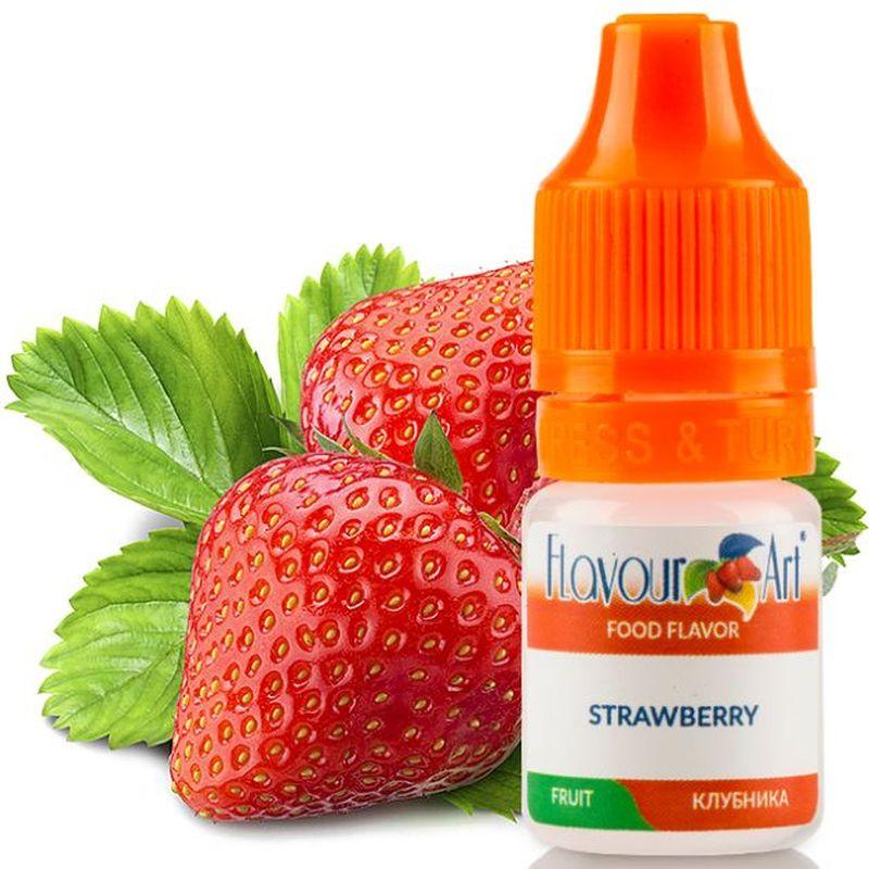 FlavourArt - Strawberry (Клубника)