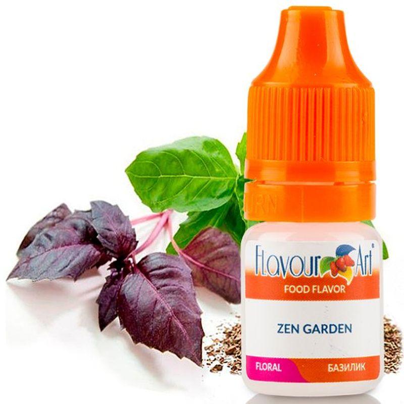 FlavourArt - Zen Garden (Базилик)