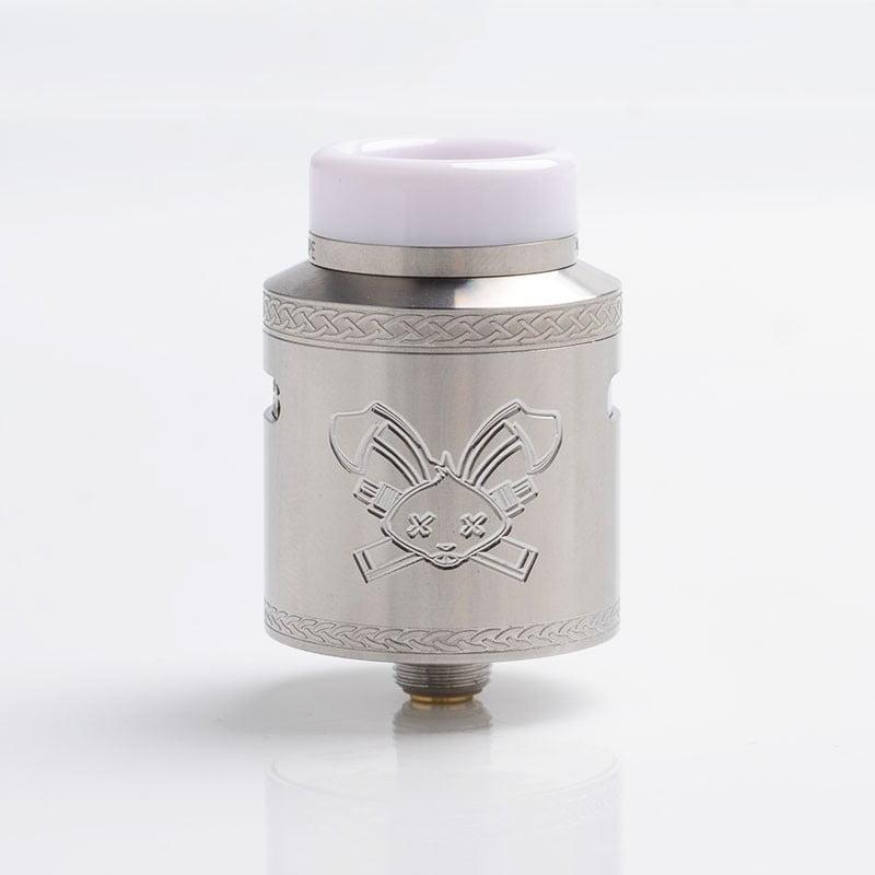 Hellvape Dead Rabbit V2 RDA Silver