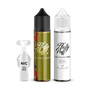 Премікс набір Fluffy Puff - Pistachio & Tobacco