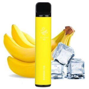 Одноразовий Pod Elf Bar 1500 - Banana Ice