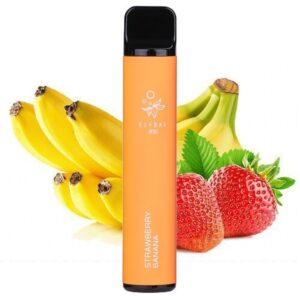 Одноразовий Pod Elf Bar 1500 - Strawberry Banana