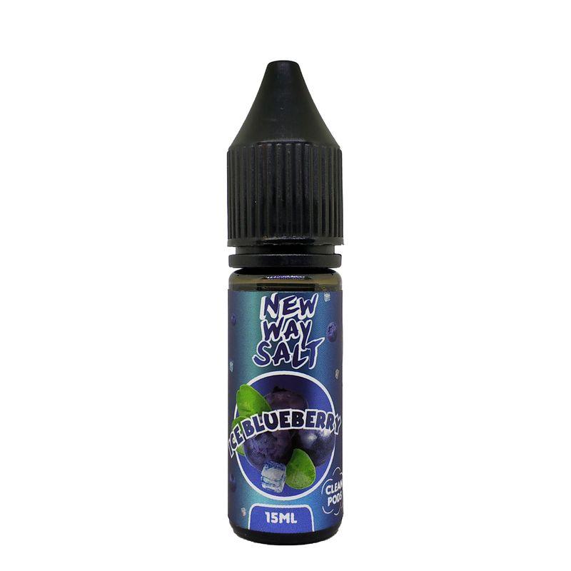 New Way Salt - Ice Blueberry