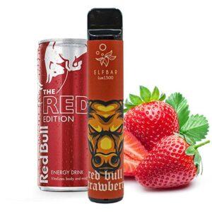 Elf Bar Lux 1500 - Strawberry Energy