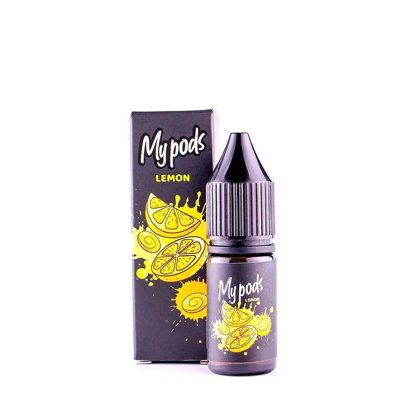 Жидкость My Pods - Lemon 10 мл